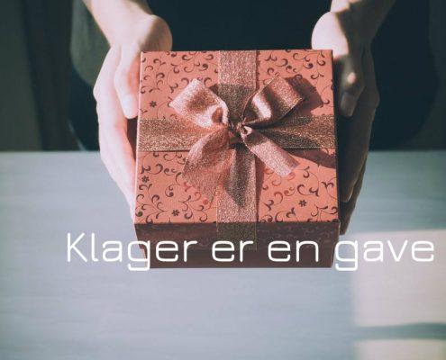 Klager skal betragtes som en gave, så er de nemmere at håndtere.